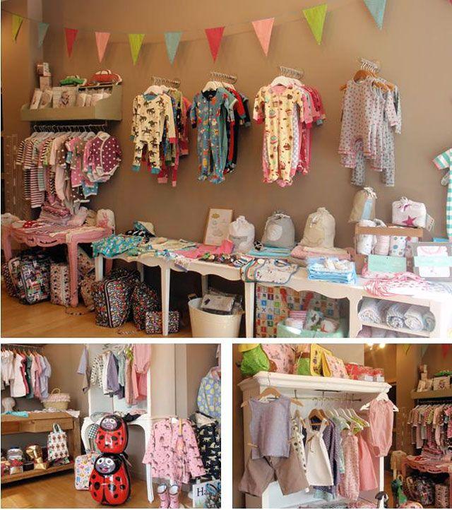 Espacio infantil: tienda, talleres creativos y un maravilloso jardín para celebraciones!