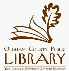 Want to know where the closest library is? Oldham County Public Library is a great resource!