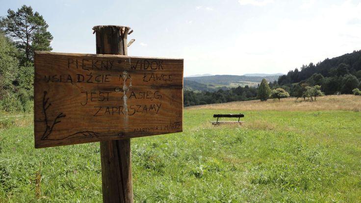 Zdjęcia atrakcyjnych miejsc w Beskidzie i na Pogórzu | Wczasy pod gruszą Humorystyczna tabliczka: http://www.domkiwbeskidach.pl/noclegi-jaslo.html
