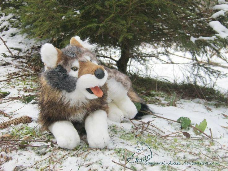 Besten wolf plush bilder auf pinterest wölfe