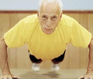Exercise Reduces the Risk of Alzheimer's disease۔