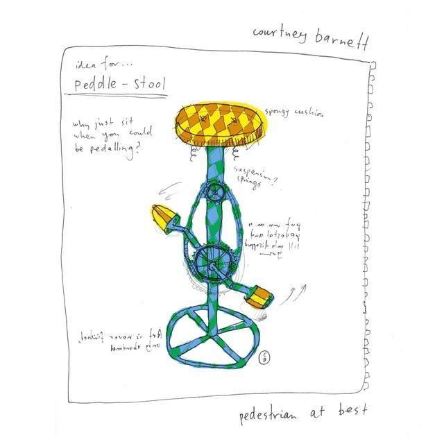courtney barnett illustrations - Google Search