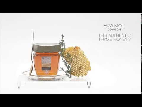 Video - Thyme Honey from Makronissos.