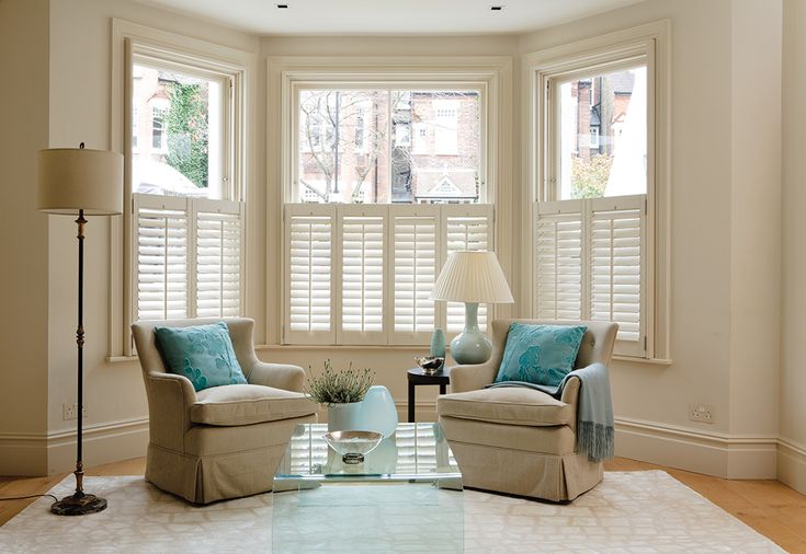 blinds for bay windows - Google Search