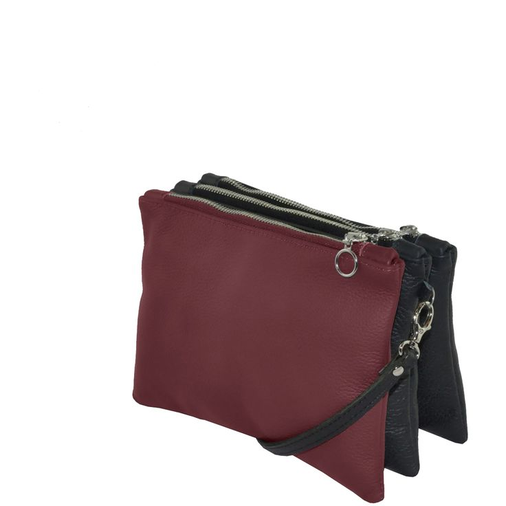 FUN BAG #ecofashion #fairfashion #designerhandbag #upcycling #springcollection #fashion #blackred