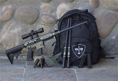 Aero Survival Rifle Multi-Caliber Package