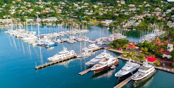 Why should you choose Grenada as your next sun destination? Apart from winning many awards, you can live a resort-like experience while at the luxurious Port Louis Marina and renting your own private cabin from a motor yacht. Find more info at http://wu.to/aIuOYV
