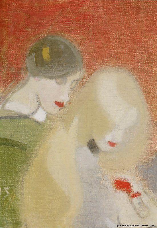 Schjerfbeck, Helene The Family Heirloom 1915-1916 http://kokoelmat.fng.fi/app?lang=en&si=http%3A%2F%2Fwww.muusa.net%2FTeos_8CA1CF72-2238-427B-8FBD-4767A44D40D7