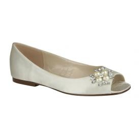 wedding flats they come in white and your size