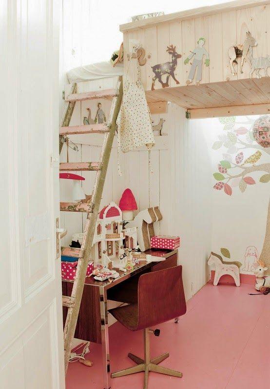 60 de idei de amenajare cu paturi suprapuse în camera copiilor Jurnal de design interior