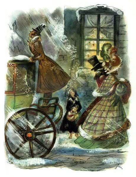 "Jan Marcin Szancer «Сказки Г.Х.Андерсена» | ""Картинки и разговоры"""