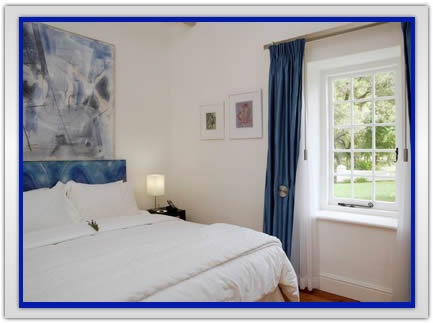 Franschhoek Accommodation - Kendall Cottage
