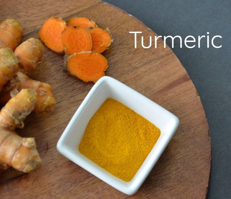 """TURMERIC: Super Spices for Spring 