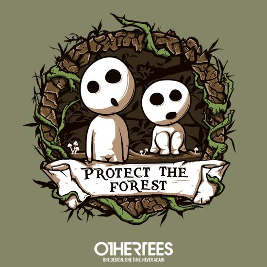 Protect the Forest by Theduc