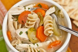 Hearty Turkey (or Chicken) Noodle Soup Recipe on Food52 recipe on Food52