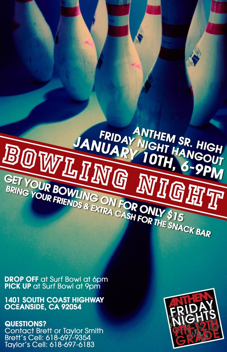 24 best images about Bowlin Flyer – Bowling Flyer Template