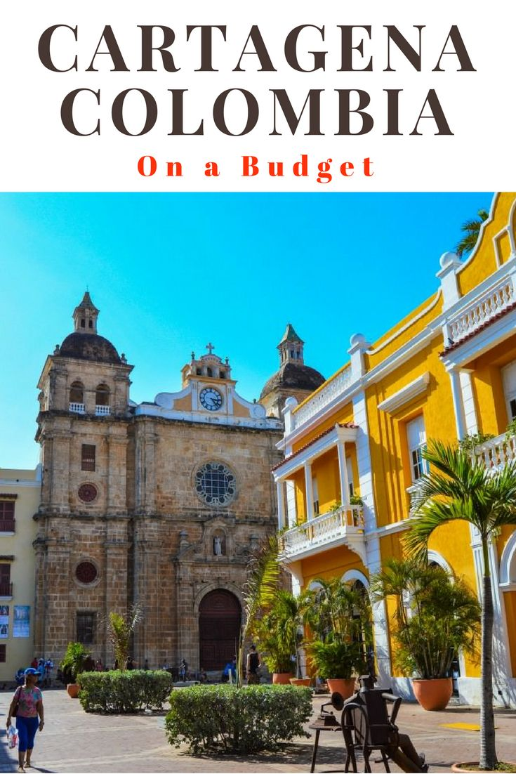 Cartagena Colombia on a Budget: Cartagena is likely the most expensive city in Colombia, but it's possible to travel there on a budget. Here's how!