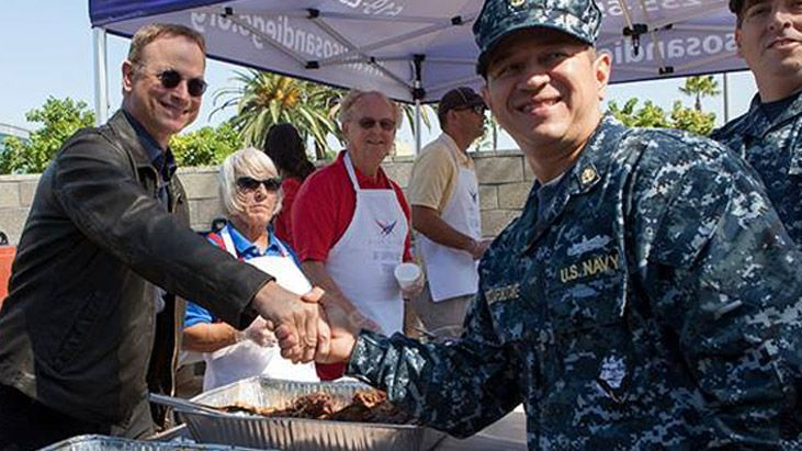 Serving Heroes | Gary Sinise Foundation