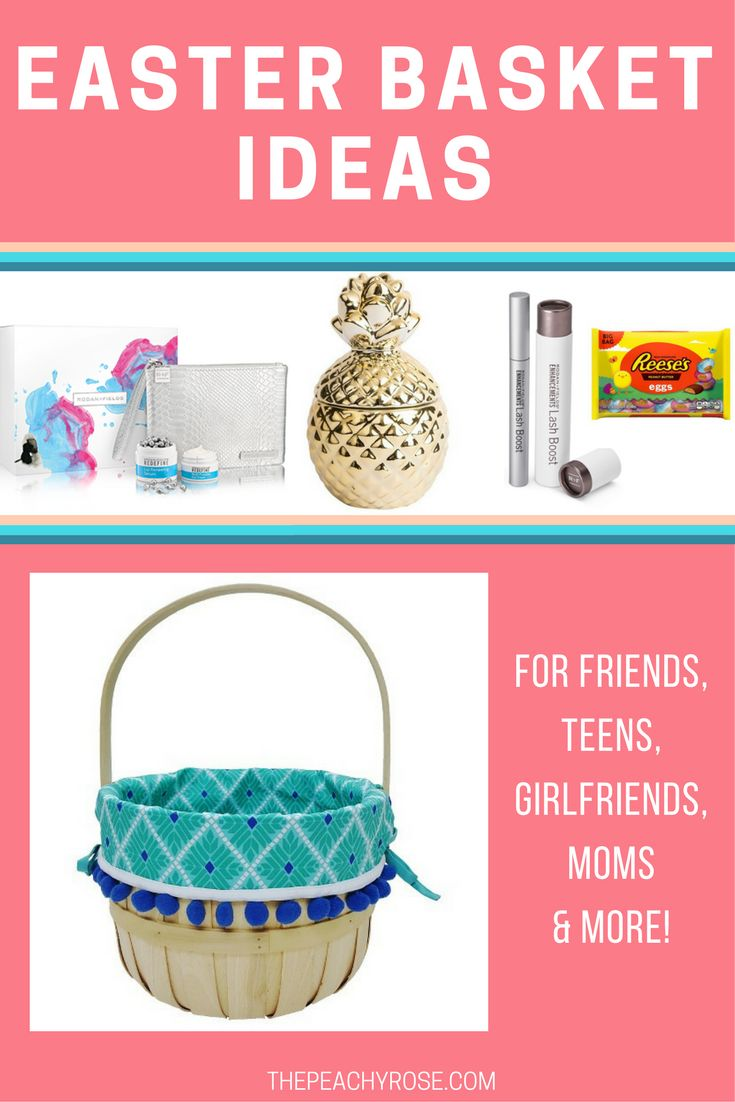 51 best diy and crafts images on pinterest bricolage dollar store fresh new easter basket ideas for your teen your best friend your mom negle Choice Image