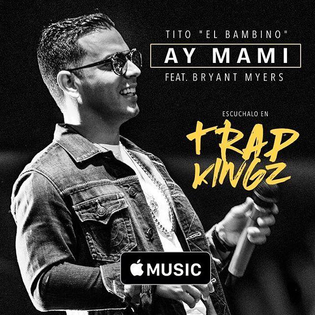 "#mulpix ""Ay Mami"" ya esta sonando en  #TrapKingz de @applemusic apple.co/TrapKingz   #2017 Mio mio"