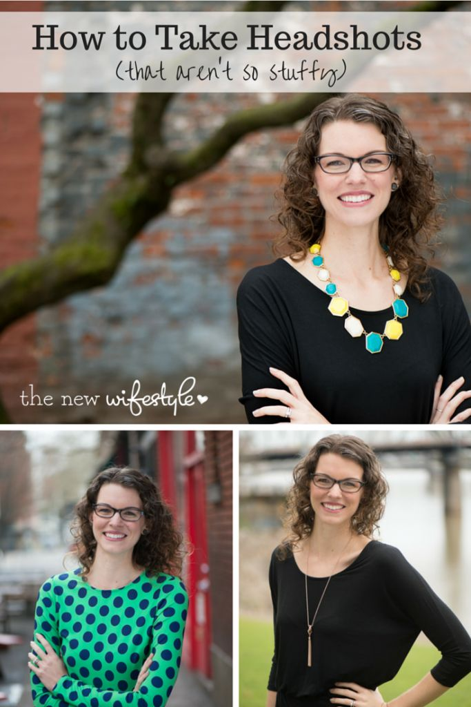 How to take not-so-corporate or stuffy headshots! Perfect for our generation! - the new wifestyle