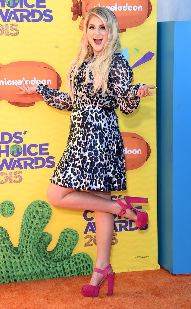 Meghan Trainor from 2015 Kids' Choice Awards | E! Online