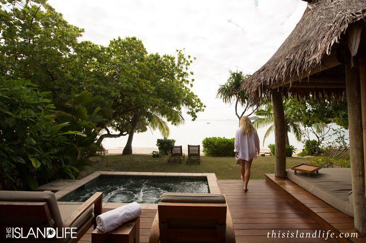 THIS ISLAND LIFE   Likuliku Lagoon Resort, Fiji