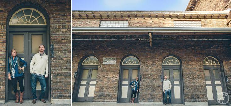 Soulard Bars   fawne + steve // engaged // soulard st louis wedding photographers