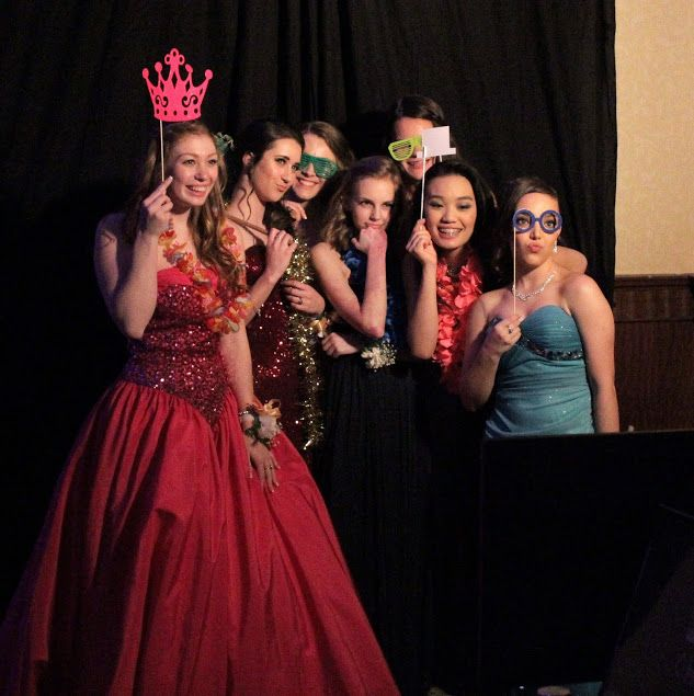 What's a Soiree without a photo booth?!