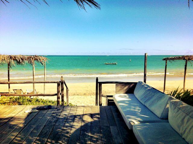 São Miguel dos Milagres - Alagoas. Uma vista Maravilhosa da praia