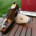 Ascot Shoes — A pair of custom ankle Budupest Boots leaving for...