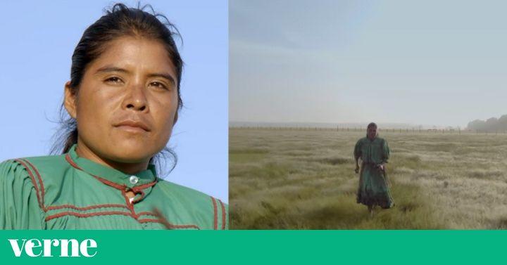 Cuando el cantautor conoció la historia de la joven mexicana, quiso que apareciera en el video de su canción  Movimiento .