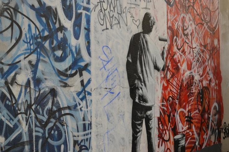 Straatbeeld Parijs www.inretail.nl/mijninspiratie