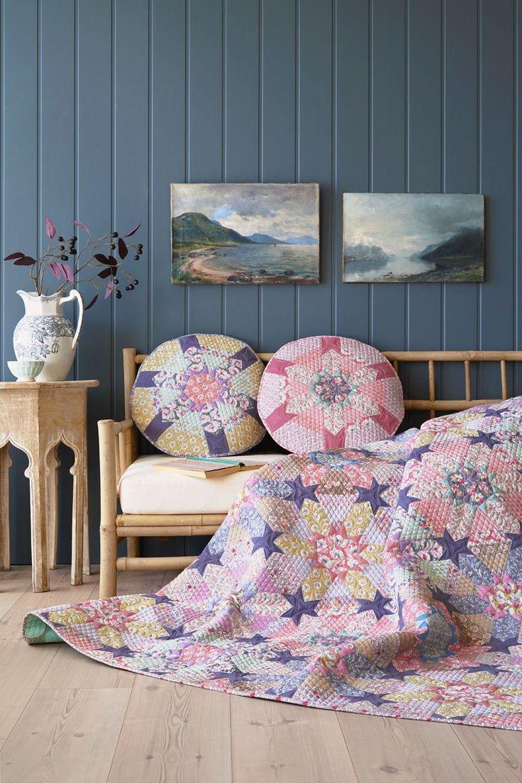 18 A TILDA DESIGN ideas in 18   book quilt, quilts, fabric