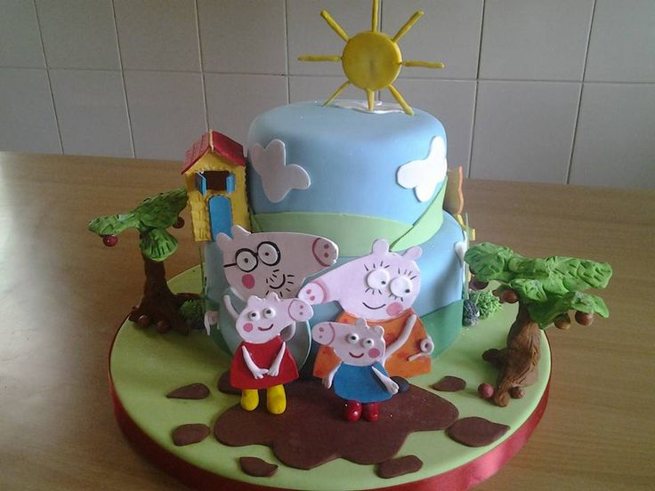 Birthday Cake designed and created by Yamuna Silva of Yami