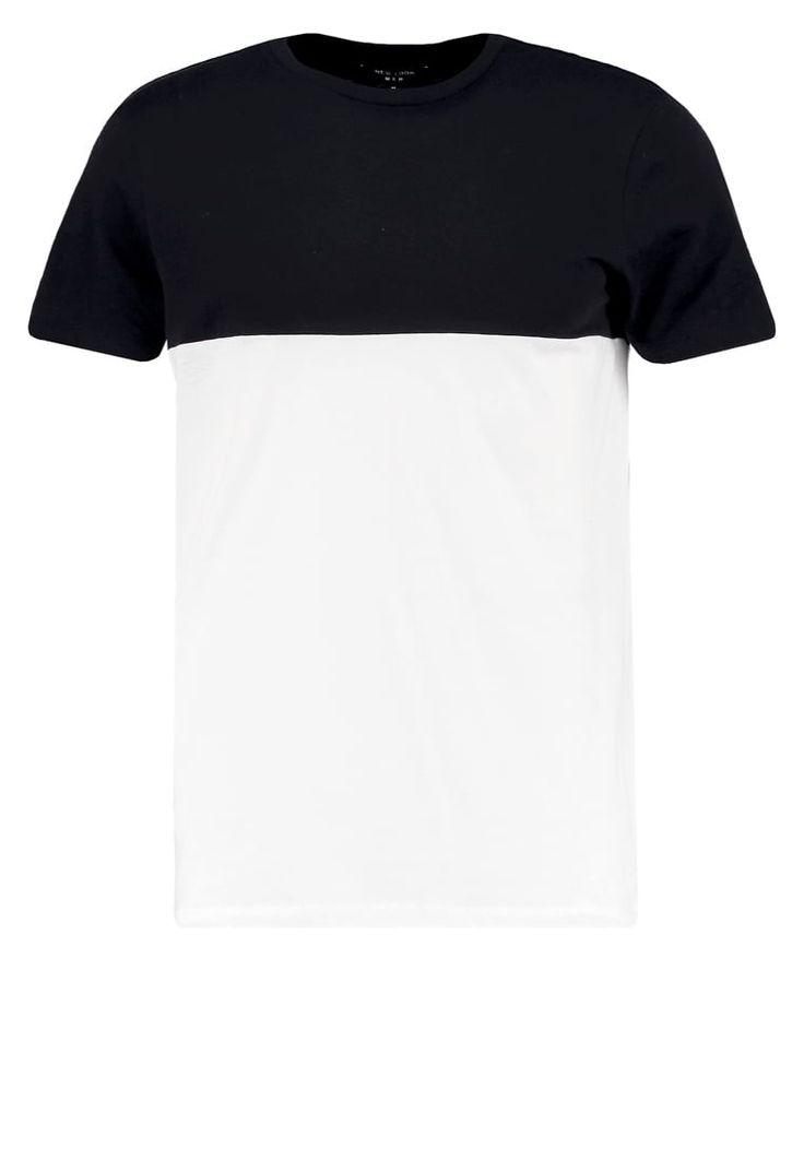 New Look TShirt print black Bekleidung bei Zalando.de | Material Oberstoff: 100% Baumwolle | Bekleidung jetzt versandkostenfrei bei Zalando.de bestellen!