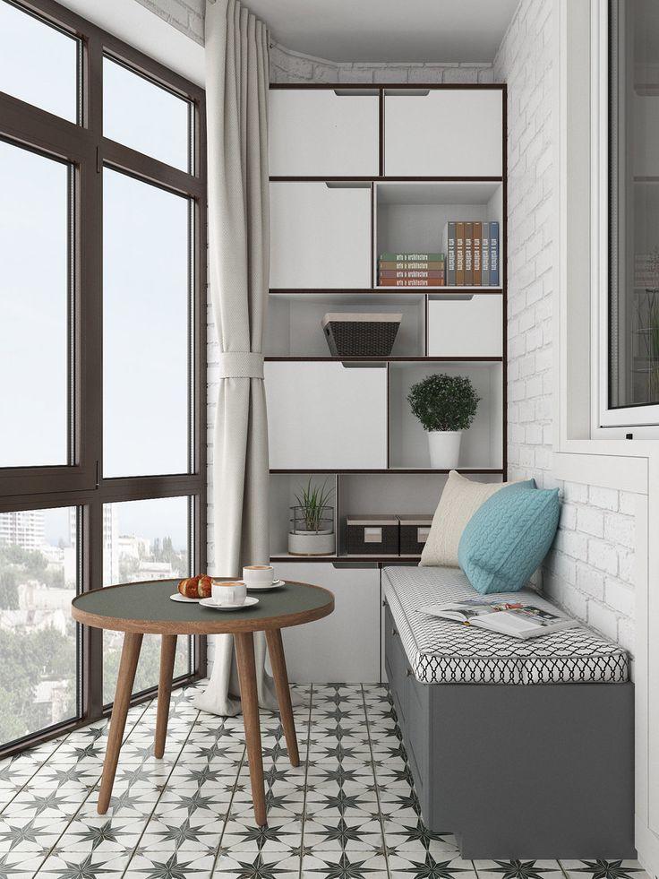Что нужно для комфортной жизни в маленькой квартире? Кухня с обеденным столом, удобная кровать, вместительные шкафы и санузел, где локти не упираются в стены – в этой студии есть все и даже больше