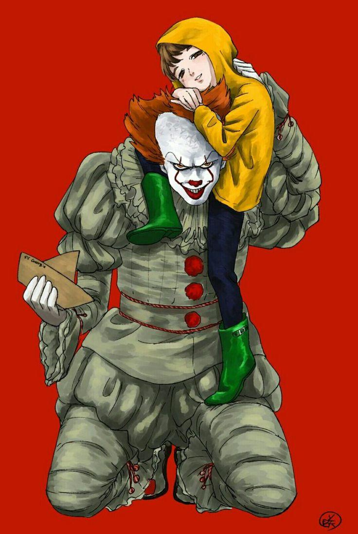 Georgie & Pennywise
