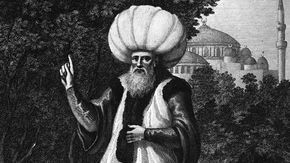Harun Al-Rashid led in the Golden Age of Islamic civilization when doors were opened from East to West! More here: