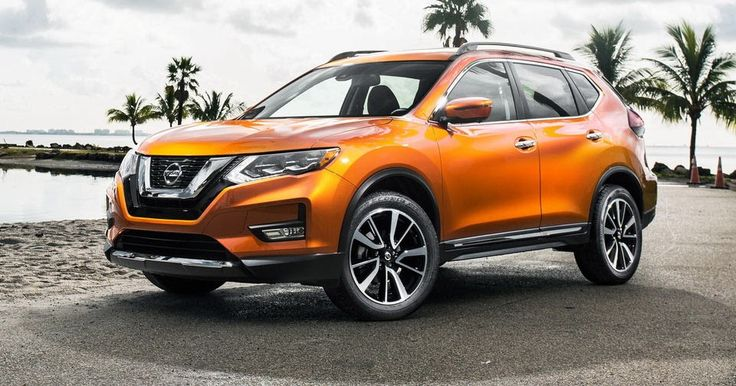 What Camry? Nissan Rogue Outsells Toyota's Sedan Through July #Nissan #Nissan_Rogue