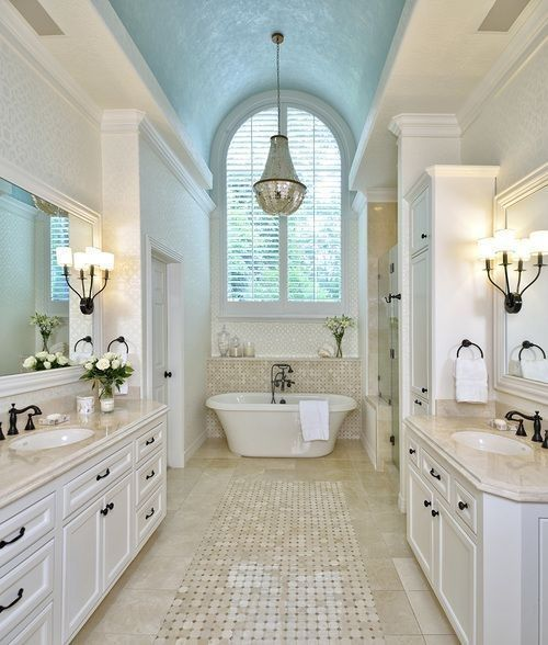 Elegant Bathroom Decorating: 17 Best Ideas About Small Elegant Bathroom On Pinterest