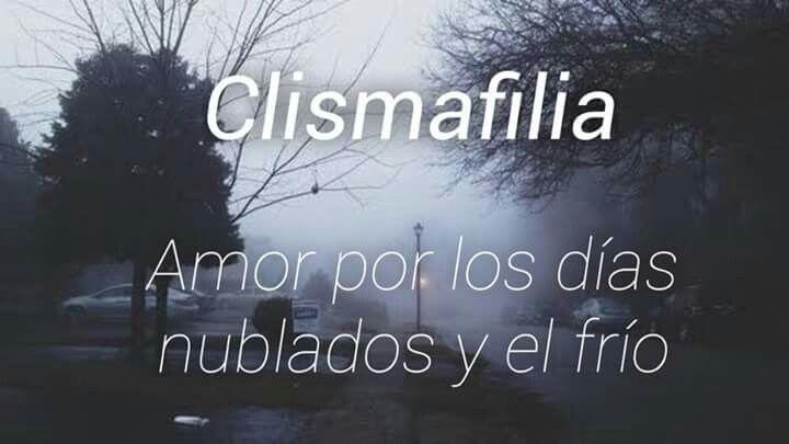 Clismafilia