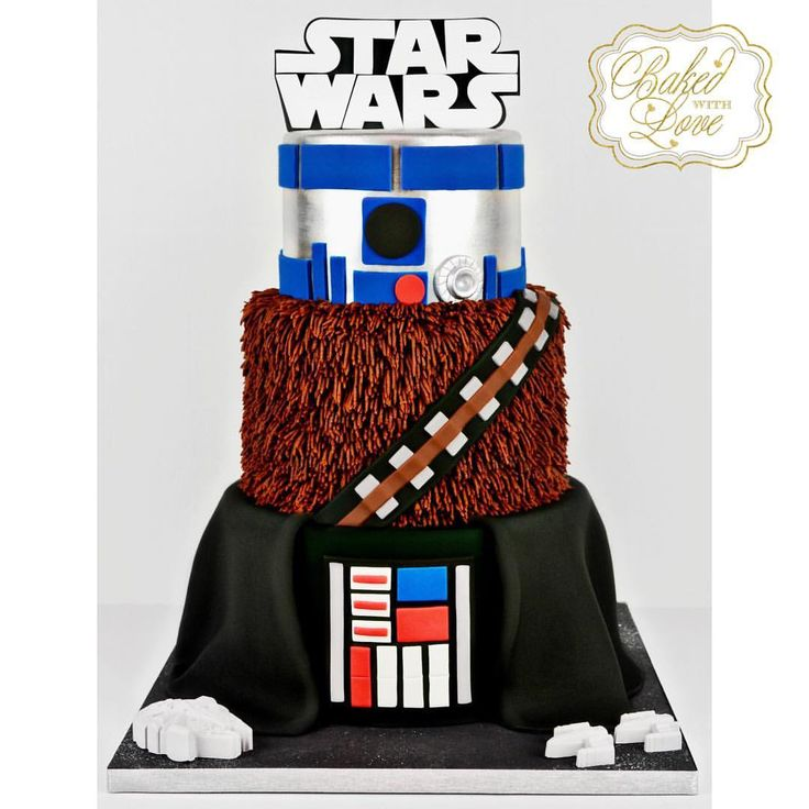 Darth Vader Birthday Cake Supermarket
