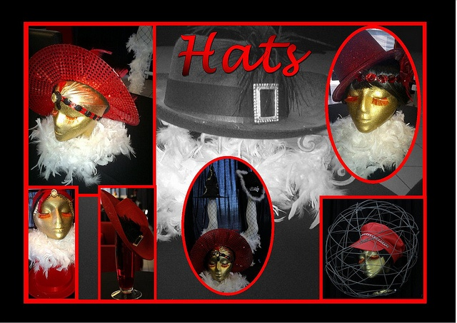 hats by ECTA creative solutions, via Flickr