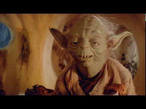 Yoda - Rockin' and Rollin' (Bad Lip Reading)