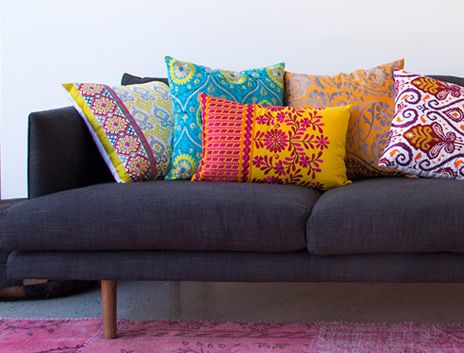 Exotic Cushions To Flavour Your Decor on THEHOME.COM.AU