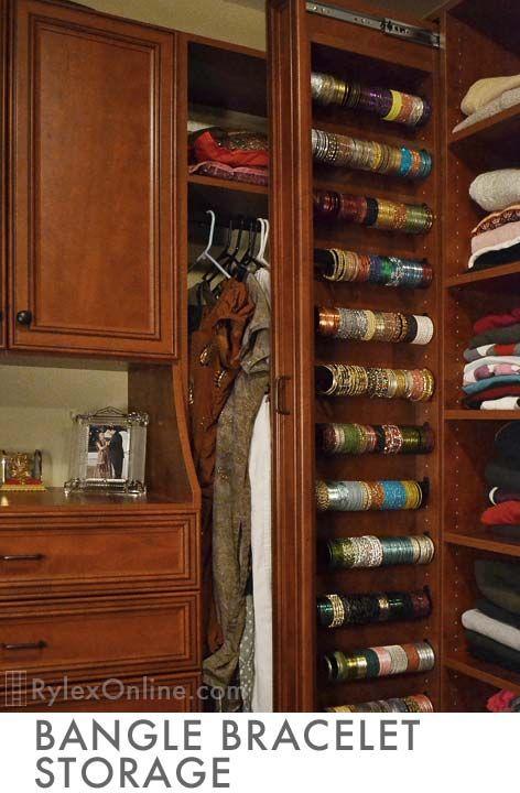 Bangle Bracelet Storage Closet