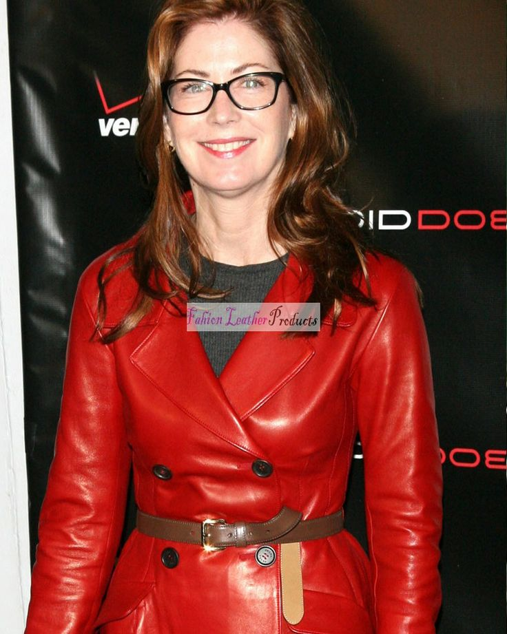 17 Best images about Celebrities Women Leather Jackets on ...