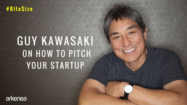 Guy Kawasaki, chief evangelist of Canva, shares his 3 best tips on pitching your product to investors, in the latest episode of #BiteSize by Arkenea - a mobi...