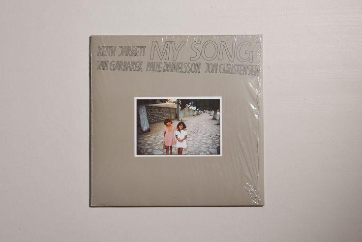 KEITH JARRETT 'MY SONG'